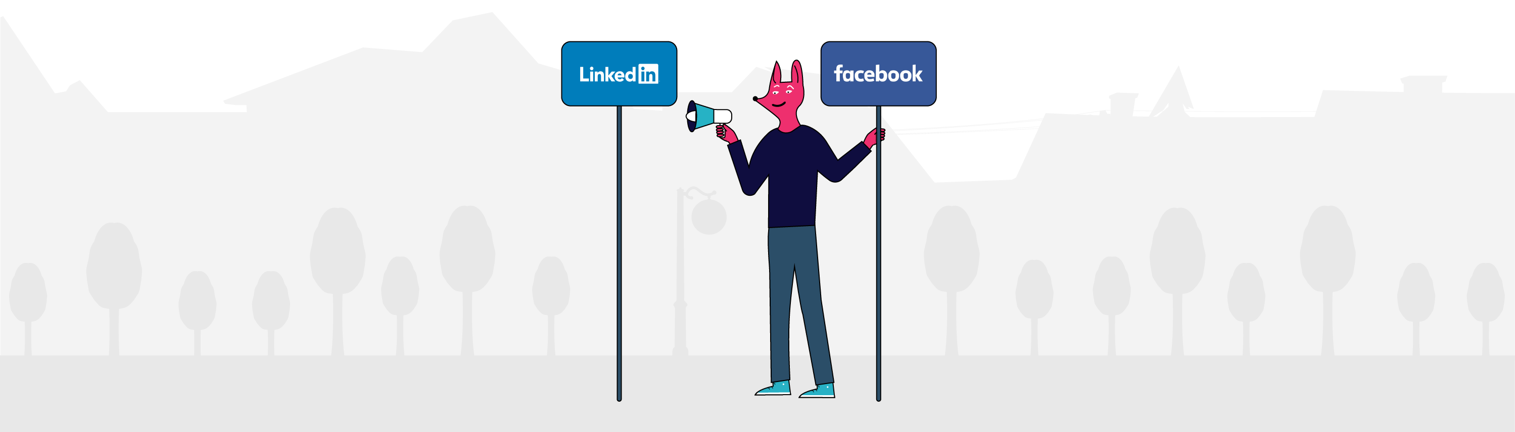 Technical recruiting on Linkedin and Facebook | MagicHire.co