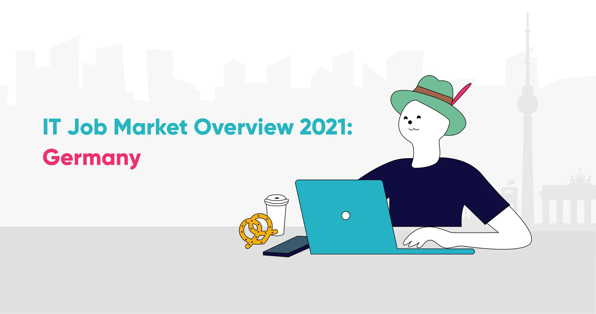 IT Job Market Overview 20 Germany   MagicHire