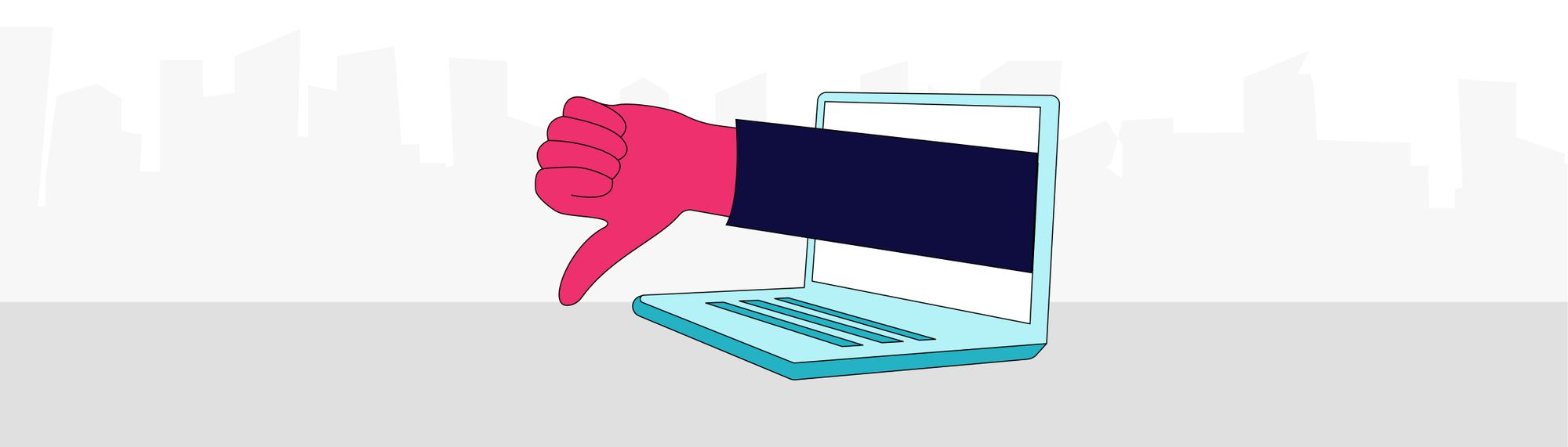 disadvantages of virtual recruitment